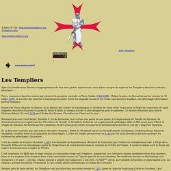 croisades et templiers