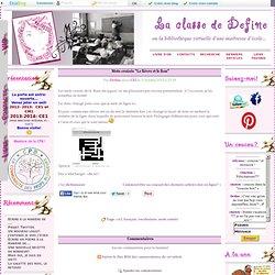 """Mots croisés """"Le lièvre et le lion"""""""