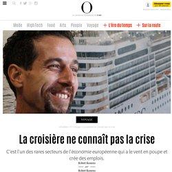 La croisière ne connaît pas la crise - 27 septembre 2012