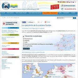 Croisiere fluviale - France et Europe