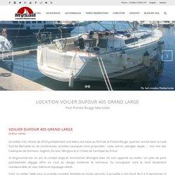 Location Voilier Dufour 405 Grand Large – Ile Des Embiez – Croisière en Bateau – Var 83 – My Sail croisière Méditerranée