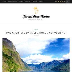 Une croisière dans les fjords norvégiens - Journal d'une Niçoise