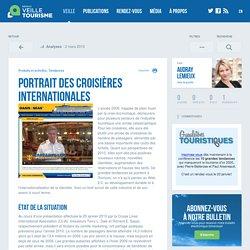 Portrait des croisières internationales - Réseau de veille en tourisme