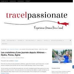 Les croisières d'une journée depuis Athènes - Hydra, Poros, Égine