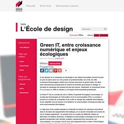 Green IT, entre croissance numérique et enjeux écologiques