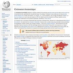 Croissance économique - Wikipédia-Mozilla Firefox