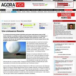 Une croissance illusoire - AgoraVox le média citoyen - Namoroka