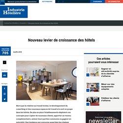 Nouveau levier de croissance : espaces de co-working - Industrie Hôtelière