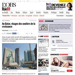 Au Qatar, visages des soutiers de la croissance