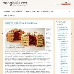 Cronut: il croissant-ciambella