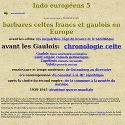 barbares francs et gaulois crolingiens m rovingiens capetiens guerre de cent ans