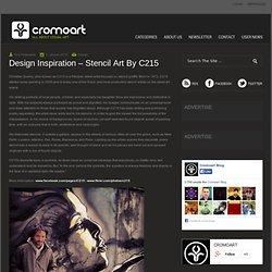 Design Inspiration – Stencil Art By C215