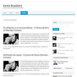 Crônicas brasileiras