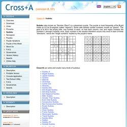 Cross+A