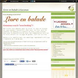 Cross booking à LACANAU - Le blog de Livre en balade à Lacanau