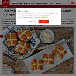 Hot Cross Bun : Pâques en Grande-Bretagne