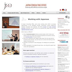 Japan Consulting Office