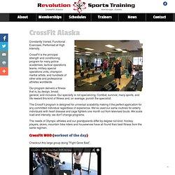 CrossFit Alaska