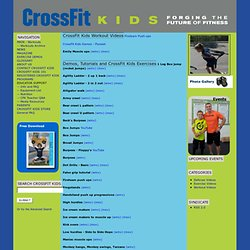 CrossFit Kids | Forging the Future of Fitness - Events - Ramona, California