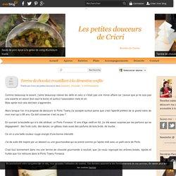 Les petites douceurs de Cricri - Recette Terrine de chocolat croustillant à la clémentine confite