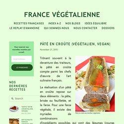Pâté en croûte (végétalien, vegan) — France végétalienne