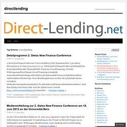 directlending