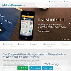 Event Mobile App Developer for Professional Events