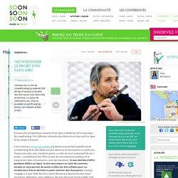Crowdfunder le projet d'un sans-abri