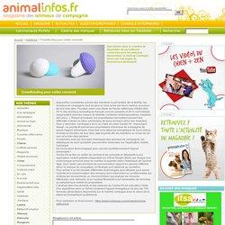 Crowdfunding pour collier connecté - ANIMAL INFOS