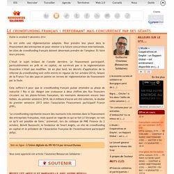 Le crowdfunding français : performant mais concurrencé par des