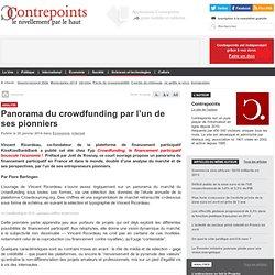 Panorama du crowdfunding par l'un de ses pionniers