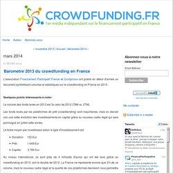 Crowdfunding.fr: mars 2014