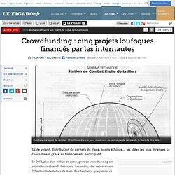 Crowdfunding : cinq projets loufoques financés par les internautes