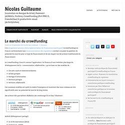 Le marché du crowdfunding