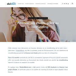 Financer ses études grâce au crowdfunding