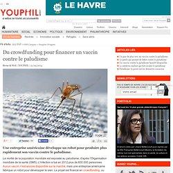 Du crowdfunding pour financer un vaccin contre le paludisme