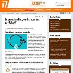 Seine-et-Marne - Le crowdfunding, ou financement participatif