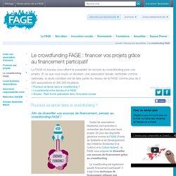 Le crowdfunding FAGE : financer vos projets grâce au financement participatif