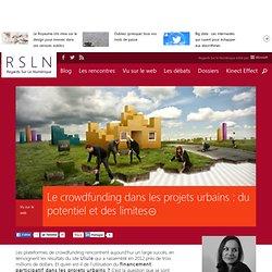 Le crowdfunding dans les projets urbains : du potentiel et des limites