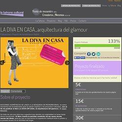 La Tahona Cultural, web de crowdfunding para proyectos culturales - Publicaciones