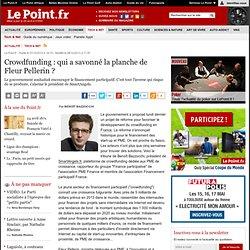 Crowdfunding : qui a savonné la planche de Fleur Pellerin ?