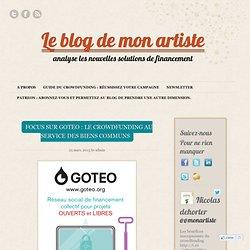 Goteo : le crowdfunding au service des biens communs