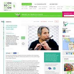Financer le projet d'un sans-abri en crowdfunding