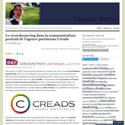 Le crowdsourcing dans la communication: portrait de l'agence parisienne Creads