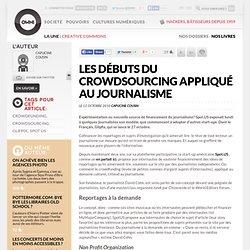 Les débuts du crowdsourcing appliqué au journalisme » Article » OWNI, Digital Journalism