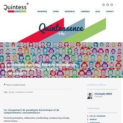 Le crowdsourcing, tout le monde en parle… mais de quoi s'agit-il vraiment ?