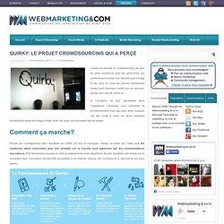 Quirky: le projet crowdsourcing qui a perçé