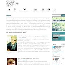 Crowdsourcing Blog von Claudia Pelzer