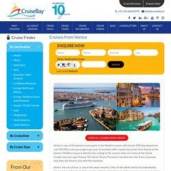 Eastern Mediterranean Cruises from Venice