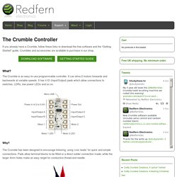The Crumble Controller